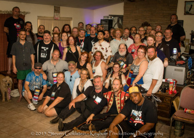 Dark Ones Members Attending DarkCon 2015